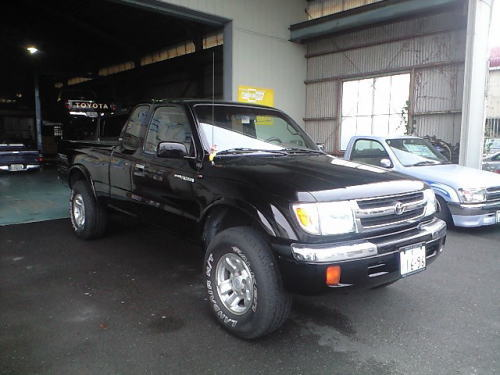 TOYOTA TACOMA EXT 4WD